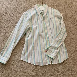NWOT Lilly Pulitzer Button Down